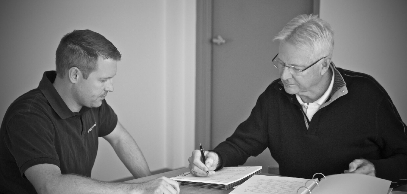 Bob Caldwell and Sean Caldwell - Ponderosa Associate Team
